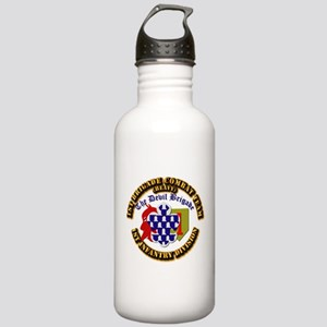 Army - 1st Infantry Div - 1st BCT Stainless Water