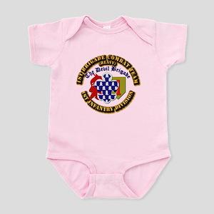Army - 1st Infantry Div - 1st BCT Infant Bodysuit