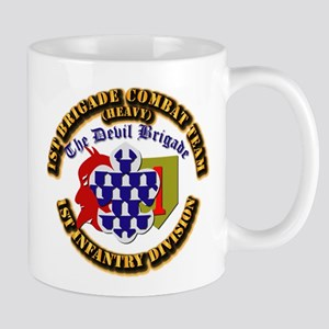 Army - 1st Infantry Div - 1st BCT Mug