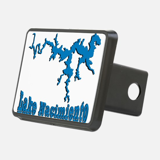 NACI DRAGON_BLUE2 SAMPLE Hitch Cover