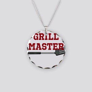 Grill Master Spatula in Red Necklace