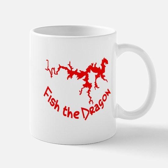 FISH THE DRAGON Mug