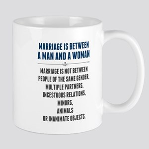 Marriage In America Mug