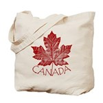 Canada Souvenirs Vintage Canadian Maple Leaf Art T
