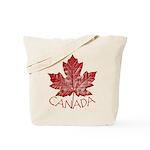 Canada Souvenirs Vintage Canadian Maple Leaf Art T