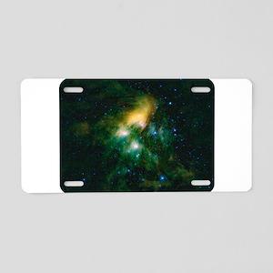 space56 Aluminum License Plate
