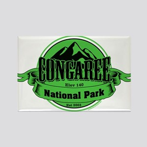 congaree 4 Rectangle Magnet