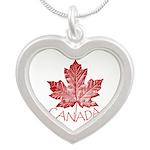 Canada Souvenir Necklace Vintage Canada Jewelry