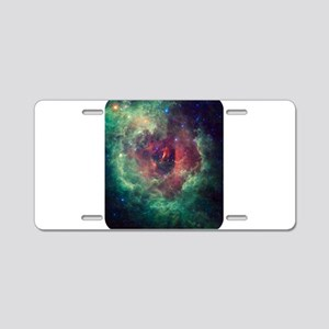 space63 Aluminum License Plate