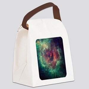space63 Canvas Lunch Bag