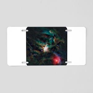 space66 Aluminum License Plate