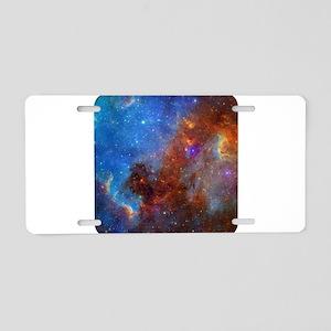 space67 Aluminum License Plate