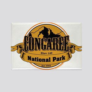 congaree 3 Rectangle Magnet