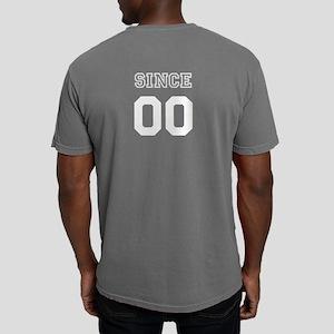 Couples Since Personaliz Mens Comfort Colors Shirt