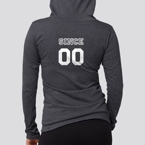 Couples Since Personalized Womens Hooded Shirt