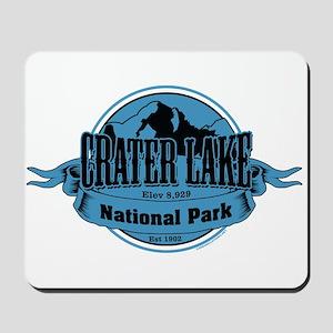 crater lake 3 Mousepad