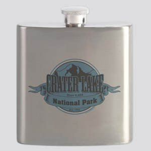 crater lake 3 Flask
