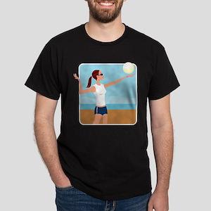 BEACH VOLLEY GIRL T-Shirt