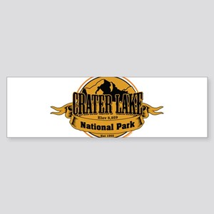 crater lake 3 Bumper Sticker