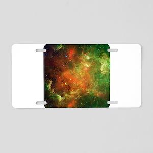 space68 Aluminum License Plate