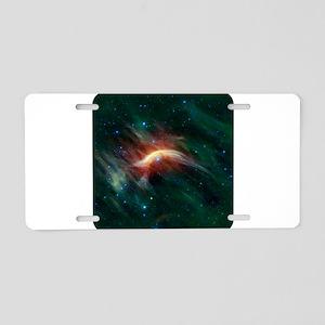 space70 Aluminum License Plate