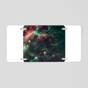 space71 Aluminum License Plate