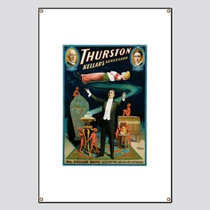 Thurston Magic Levitation Banner