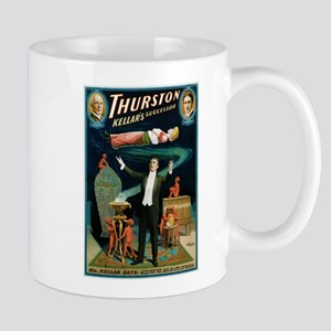 Thurston Magic Levitation Mug