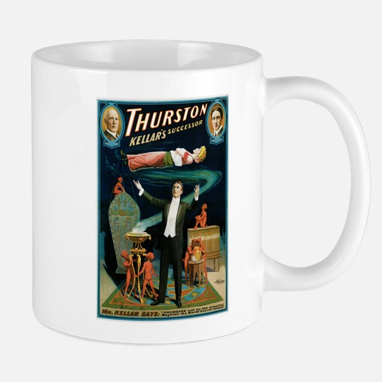 Thurston Magic Levitation Mug