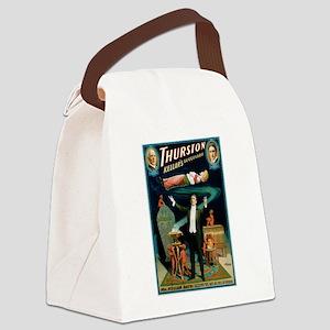 Thurston Magic Levitation Canvas Lunch Bag