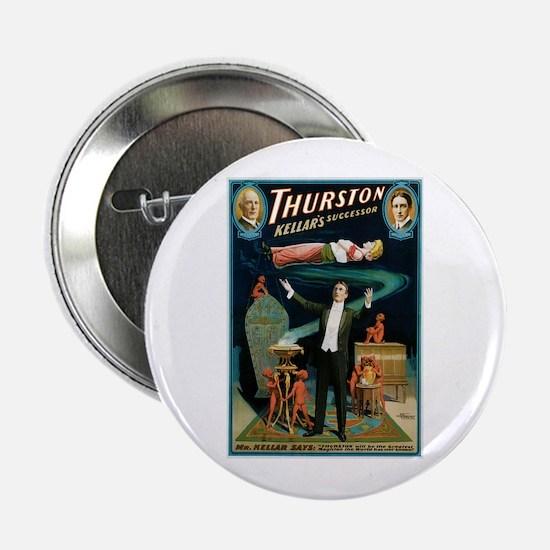 "Thurston Magic Levitation 2.25"" Button"