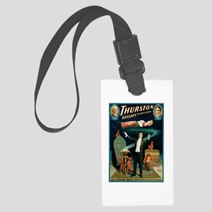 Thurston Magic Levitation Large Luggage Tag