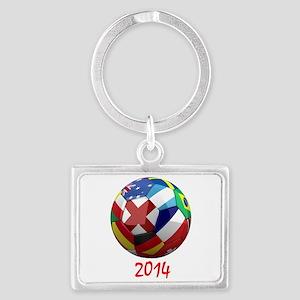 2014 Soccerball Keychains