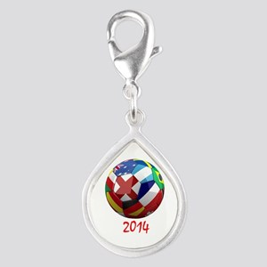2014 Soccerball Charms