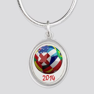 2014 Soccerball Necklaces