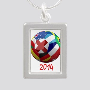 2014 Soccerball Necklaces