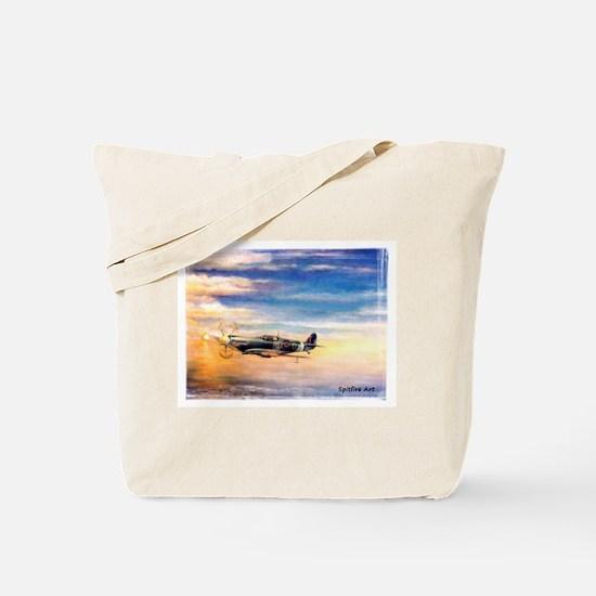 SPITFIRE ART Tote Bag