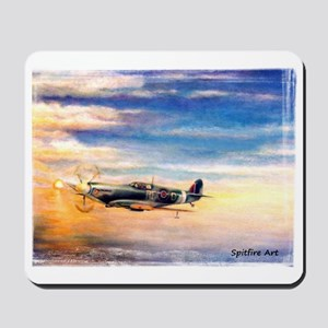 SPITFIRE ART Mousepad