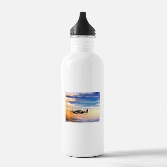 SPITFIRE ART Water Bottle