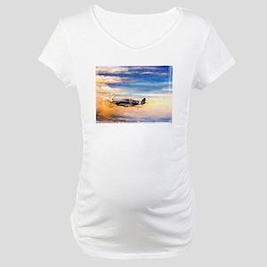 SPITFIRE ART Maternity T-Shirt