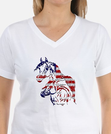 Patriotic Arabians T-Shirt