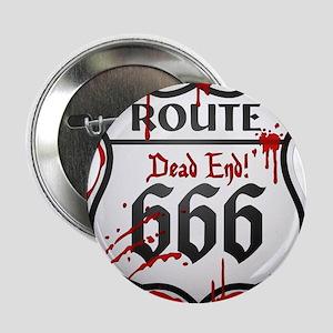 """Route 666 2.25"""" Button"""