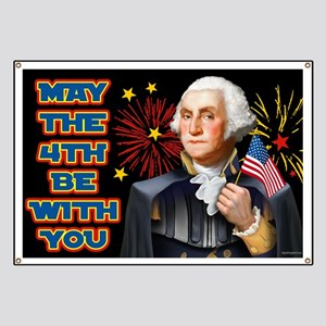 May the4th Be With You Banner