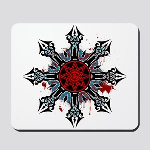 Cross of Chaos Mousepad