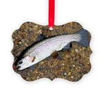 Taneycomo Rainbow Trout PS Ornament