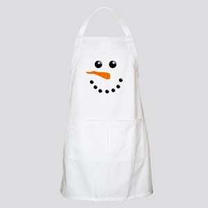 Christmas Snowman Light Apron