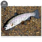 Taneycomo Rainbow Trout PS Puzzle