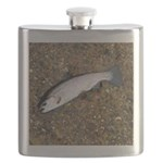 Taneycomo Rainbow Trout PS Flask