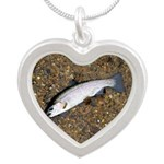 Taneycomo Rainbow Trout PS Necklaces