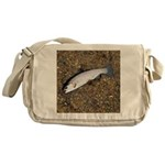 Taneycomo Rainbow Trout PS Messenger Bag
